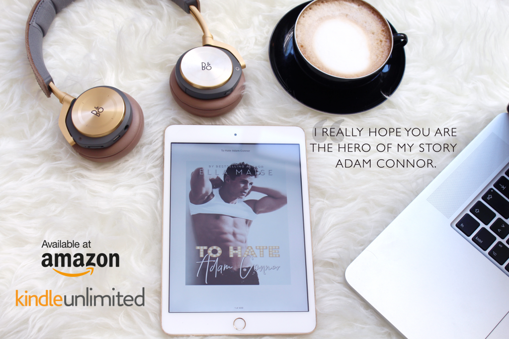 To Hate Adam Connor is Live on Amazon!